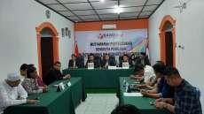 Bawaslu Medan Tolak Permohonan Sengketa Bapaslon Perseorangan pada Pilkada 2020