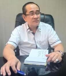 Wakil Ketua DPRD Medan Rajudin Sagala Minta Penegak Hukum Periksa Sekwan Abdul Aziz