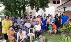 Bona Taon PPKH Kota Medan Penuh Keakraban
