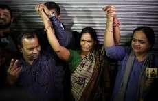 Empat Pemerkosa Mahasiswi India Dihukum Gantung
