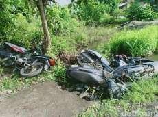 Massa di Banyuwangi Marah, 13 Rumah dan 60 Sepeda Motor Dirusak