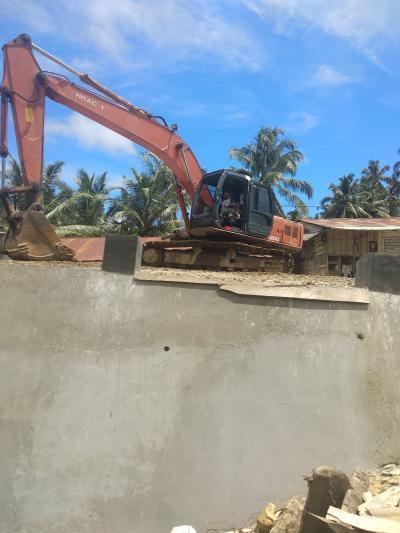 Hingga April Pembangunan Jembatan Yogi di Nisel Belum Rampung