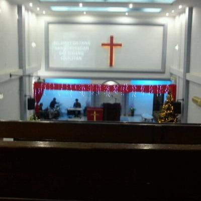 Pbs RD Siburian Jadi Ketua Dewan Pertimbangan Gereja Pentakosta