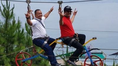 Ajak Lestarikan Danau Toba, Djarot Sayangkan Ancaman Punahnya Ihan Batak