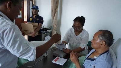 Pasien Banyak Tidak Bisa Mencoblos di RS Pirngadi dan Adam Malik
