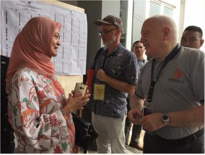 Australia Kagum pada Pelaksanaan Pemilu di Indonesia