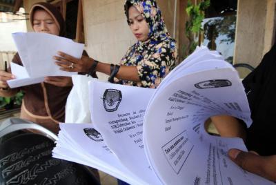 Pemilih yang Belum Terima C6 Bisa Temui KPPS atau Kantor Desa