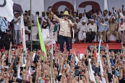 Prabowo Janjikan Menteri Antikorupsi