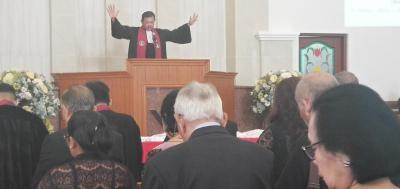 Makna Salib Bagi Kristen adalah Pertemuan Kasih Allah dengan Pengampunan Dosa