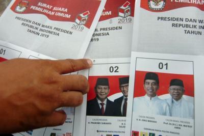 15.231 Surat Suara Pemilu Rusak di Deliserdang