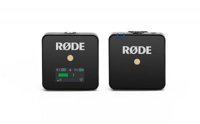 Rode Bikin Mikrofon Nirkabel Digital Berukuran Mini