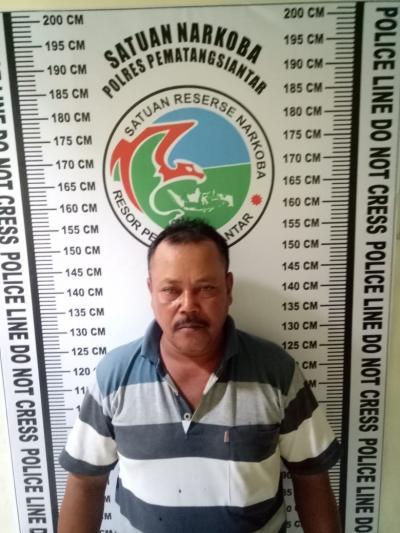 Bawa Sabu, Seorang Pria Ditangkap Polisi di Siantar