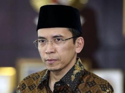 Jokowi Tak Klaim Kemenangan, TGB: Upaya Hormati KPU