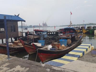 Pembakaran Kapal Ikan di Sergai, HNSI Sumut : Jangan Main Hakim Sendiri
