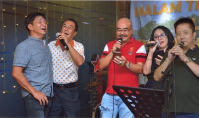 Viral, Lagu 'Hebe Tian' - 'Kemesraan' Rudy Arif His Gang