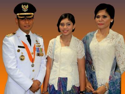 JR Saragih, Kisah Si Penggali Pasir dari Raya Hingga Menjadi Bupati Simalungun