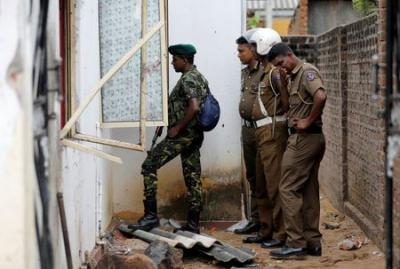 Militer Sri Lanka Gerebek Markas Terduga Teroris, 15 Tewas