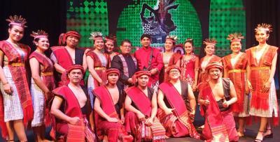 Consolatio Choir Medan Pukau Publikdi 'WarNoSingYes'