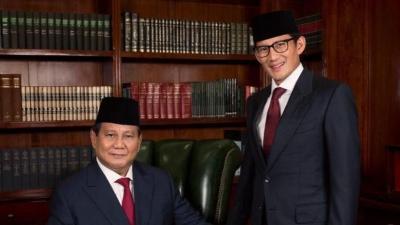 Alumni Perguruan Tinggi se-Palembang Deklarasi Dukung Prabowo-Sandiaga