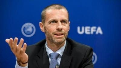 Presiden UEFA Minta Pertandingan Dihentikan Bila Ada Rasisme