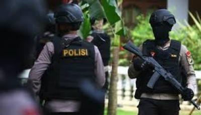 Densus 88 Bantu Polres Pandeglang Awasi TPS Daerah Tinggal Kelompok Radikal