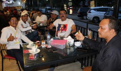 Relawan Jokowi-Ma'ruf Amin Berterima-kasih kepada Masyarakat Pemilih