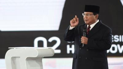 Prabowo: Saya Tidak Kritik TNI, Saya Mau Anggaran Pertahanan Ditingkatkan