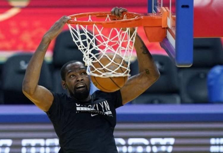 NBA Denda Durant Ratusan Juta Rupiah Karena Kata-Kata ...
