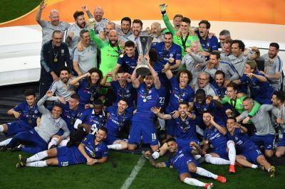 Chelsea Juara Liga Europa, Giroud Top Skor