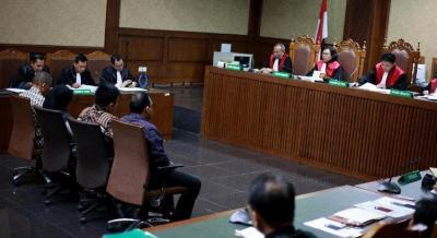 Pejabat PUPR Didakwa Terima Suap Rp 4,97 M Terkait Proyek Air Minum