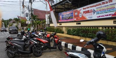 Pengamanan di Parkiran Polres P Siantar Minta Ditingkatkan