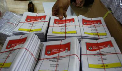 KPU Mulai Rekapitulasi Suara Pemilu Tingkat Nasional Hari Ini