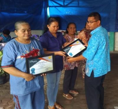 Siswa SMA Santo Petrus Sidikalang Lulus 100%, 12 Siswa Diterima Melalui Jalur Undangantahun