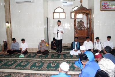 Wali Kota Ajak Warga Rawat Keamanan dan Kondusivitas Kota Medan