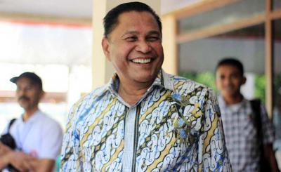 Eks Koruptor Abdullah Puteh Raih Suara Terbanyak dan Lolos ke DPD RI