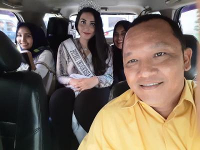 Putri Indonesia Ajak Milenial Hindari Cantik 'Palsu'