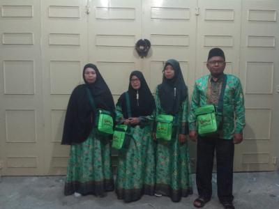 4 Pemenang MTQ ke-51 Tanjungbalai Diberangkatkan Umroh