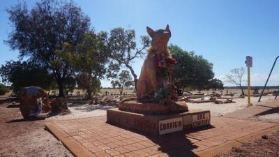 Corrigin Dog Cemetery, Bukti Cinta Orang Australia pada Anjing