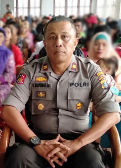 Jelang Idul Fitri, Polsek Sidamanik  Giat Lakukan Patroli
