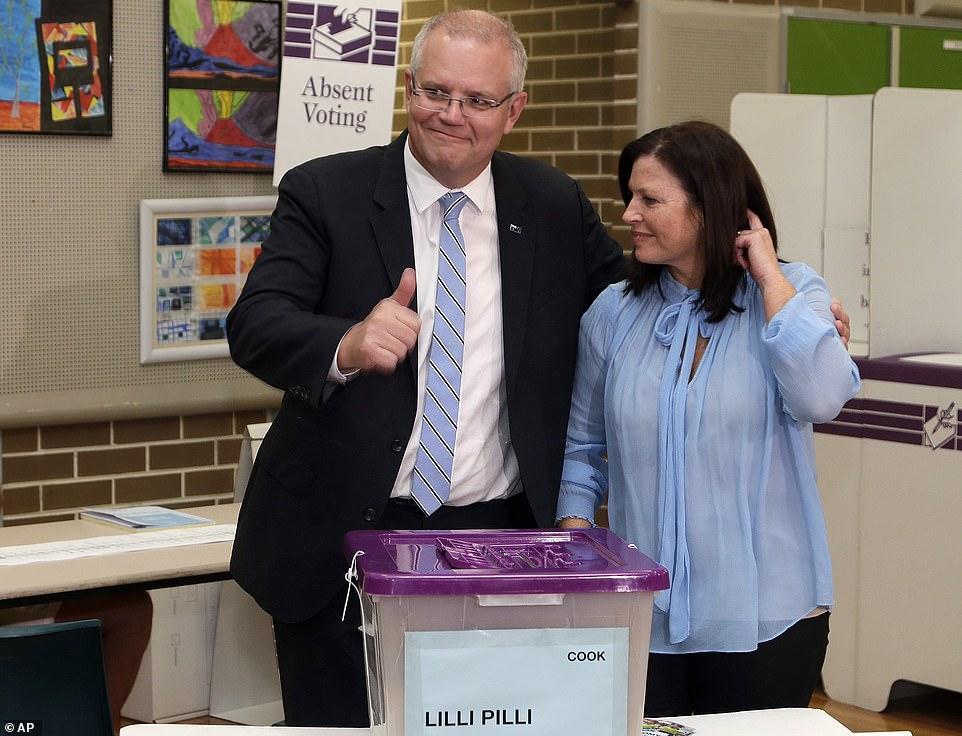 Australia Gelar Pemilu, Partai Oposisi Diperkirakan Menang