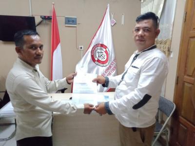 Indra Nasution Ditunjuk Jadi Plt Ketua KAI Deliserdang