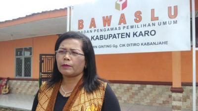 Bawaslu Karo Bersama Gakkumdu Klarifikasi 5 Oknum Caleg Gerindra dan Ketua DPC