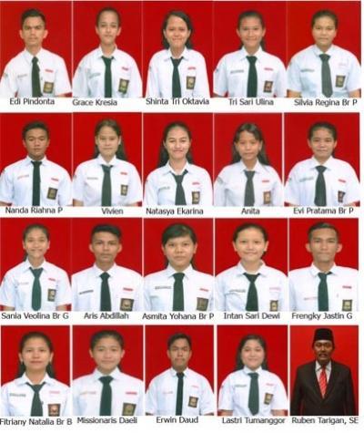 19 Lulusan SMA Pencawan Medan Diterima di PTN Favorit