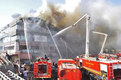 Kebakaran Tempat Bimbel di India Tewaskan 20 Remaja, Pemilik Ditangkap