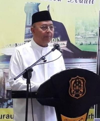 Wali Kota Medan Buka Puasa Bersama Organisasi Islam dan Kalangan Ulama