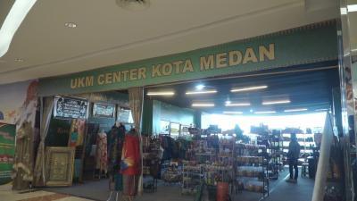 Dinas Koperasi Medan Hadirkan UKM Center