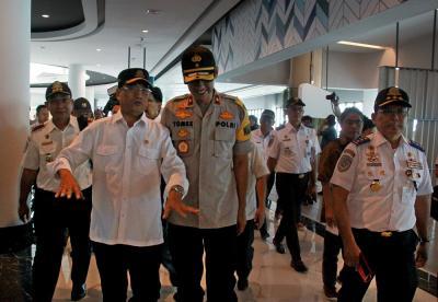 Pemudik Bisa Gunakan Tol Trans Sumatera Bakauheni-Jakabaring Tahun Ini