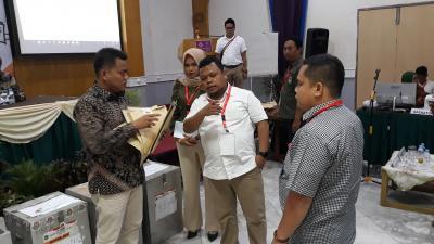 Jokowi-Amin Menang di Kecamatan Medan Baru, Suara PDIP Tertinggi