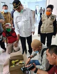 Wali Kota Tebingtinggi Nilai Pendistribusian Paket Sembako Bantuan Pemprovsu Sumut Lambat