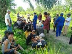 Satpolair Tanjungbalai Amankan 21 TKI Ilegal